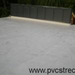 Žabovřesky - Pokládka PVC na plochou střechu
