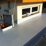 Rekonstrukce oblouková střecha Aisoft Brno