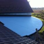 Vějířová střecha - Sokolnice