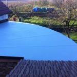 Vějířová střecha -Sikaplan 15g