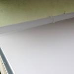 Pohled detail návaznosti na svislé konstrukce