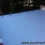 Hydroizolace ploché střechy - Rebešovice
