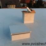 Hydroizolace střechy Tuřany