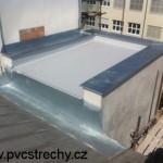 Hydroizolace střechy vč. Klempířských prací Zábrdovice