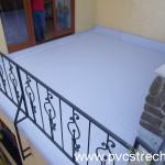 Hydroizolace terasy PVC pro dlažbu či terčě