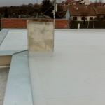 Zateplení a hydroizolace střechy