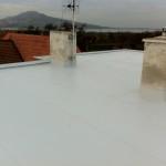 Realizace se zateplením střechy