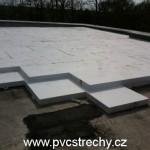 Zateplení střech a pokládka PVC Brno